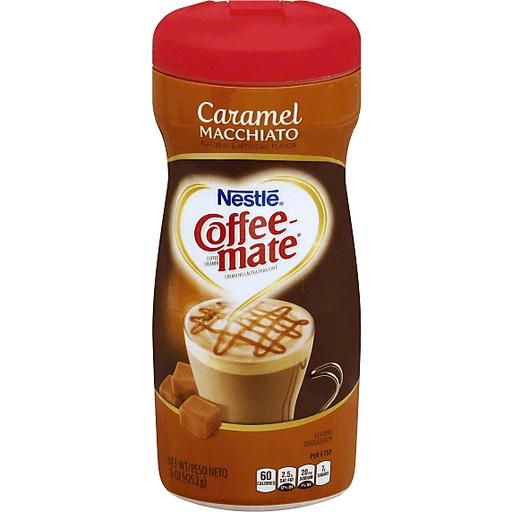 COFFEE MATE Caramel Macchiato Powder Coffee Creamer 15 Oz