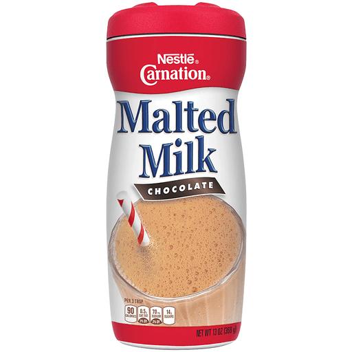 Nestle Carnation Malted Milk Chocolate