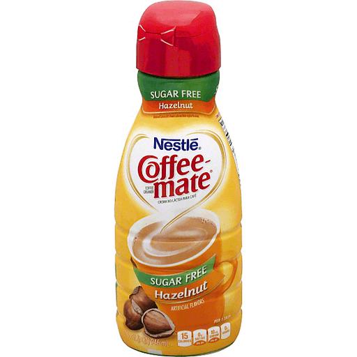 Coffee-Mate Creamer, Sugar Free