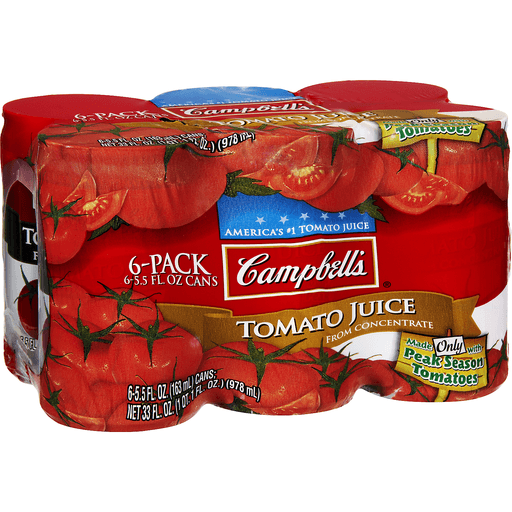 Campbells Juice, Tomato