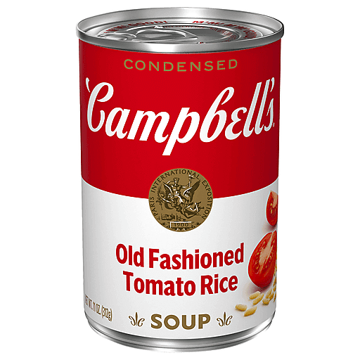 Campbells Old Fashioned Tomato Rice