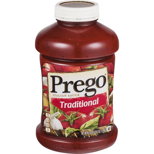 Prego Italian Sauce, Traditional