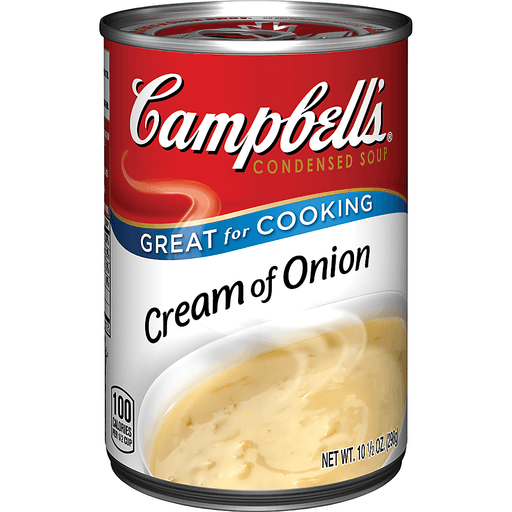 Campbell's® Condensed Cream of Onion Soup, 10.5 oz.