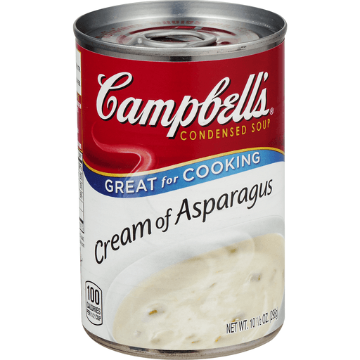 Campbell's® Condensed Cream of Asparagus Soup, 10.5 oz.