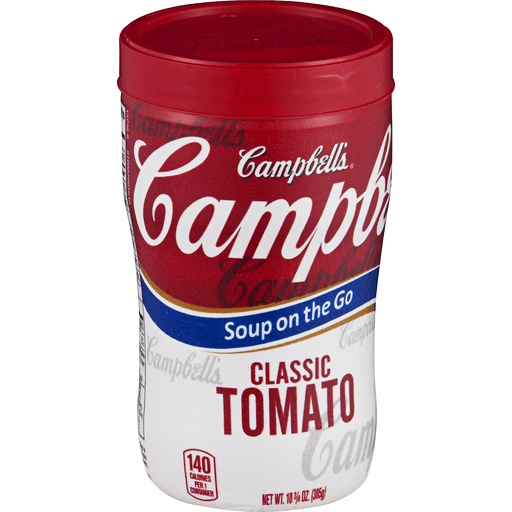 Campbells Soup on the Go Soup, Classic Tomato