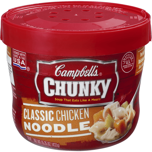 Campbells Chunky Soup, Classic Chicken Noodle