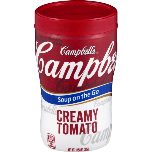 Campbells Soup on the Go Soup, Creamy Tomato