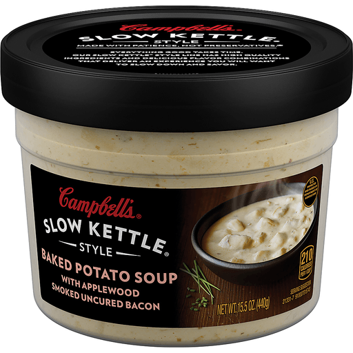 Campbells Slow Kettle Style Soup, Baked Potato