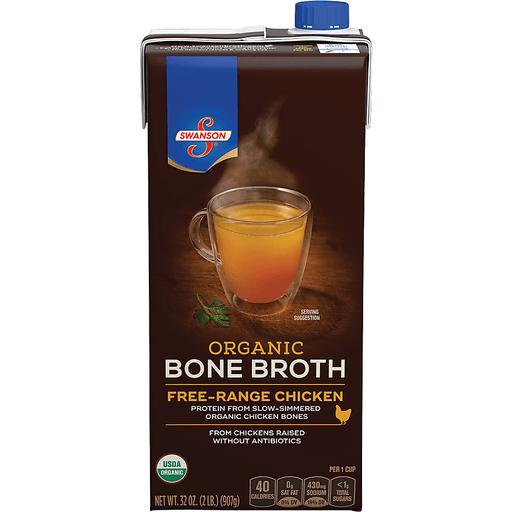 Swanson Broth, Organic, Bone
