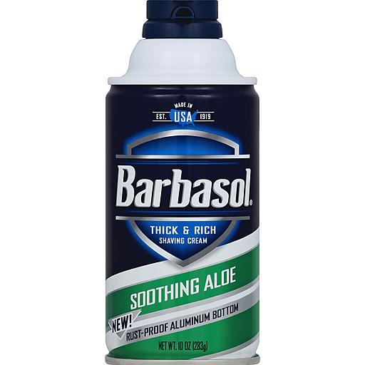 Barbasol Soothing Aloe