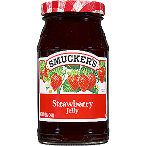 Smuckers Jelly, Strawberry