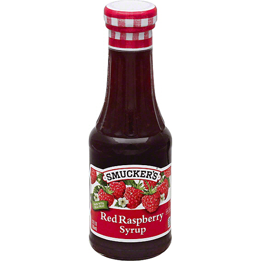Smuckers Syrup, Red Raspberry