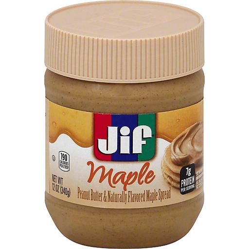 Jif Peanut Butter Spread Maple | Remke