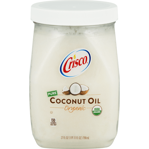 Crisco Organic Refined Coconut Oil