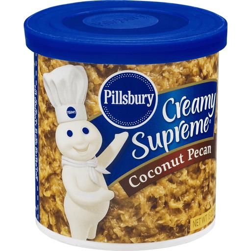 Pillsbury Frosting Coconut Pecan