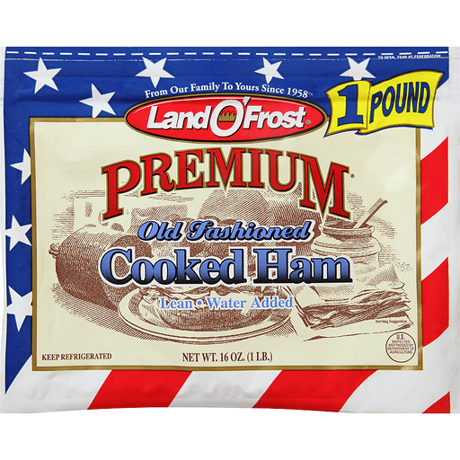 Land O'Frost® Premium® Old Fashioned Cooked Ham 16 oz. Pack