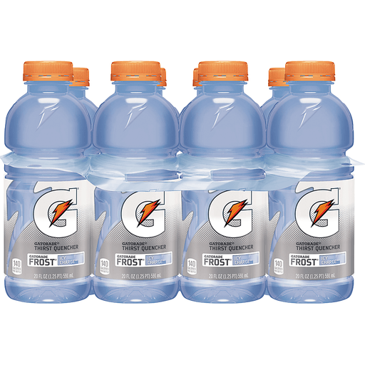 Gatorade Thirst Quencher, Frost, Icy Charge