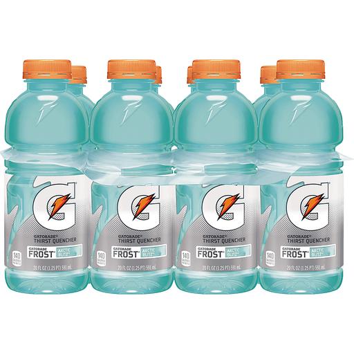 Gatorade Thirst Quencher, Frost, Arctic Blitz, 8-Pack