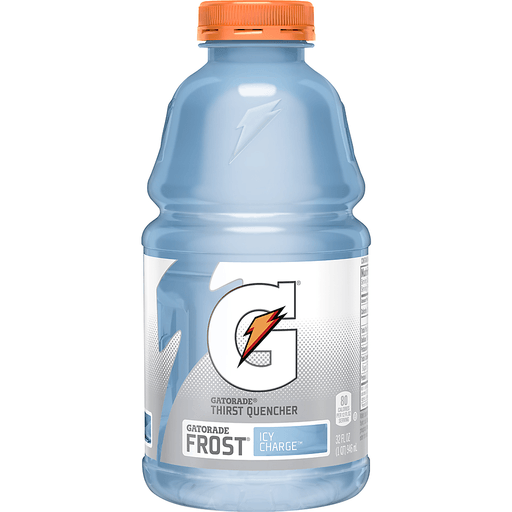 Gatorade G Thirst Quencher Frost Icy Charge