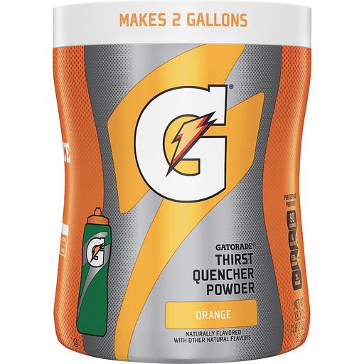Gatorade® Orange Thirst Quencher Powder 18.3 oz. Jar