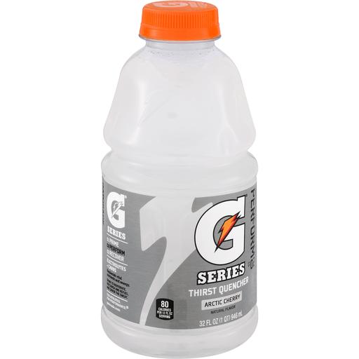 Gatorade Thirst Quencher, Frost, Glacier Cherry
