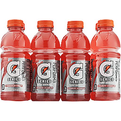 Gatorade G Series Thirst Quencher, 02 Perform, Strawberry Watermelon
