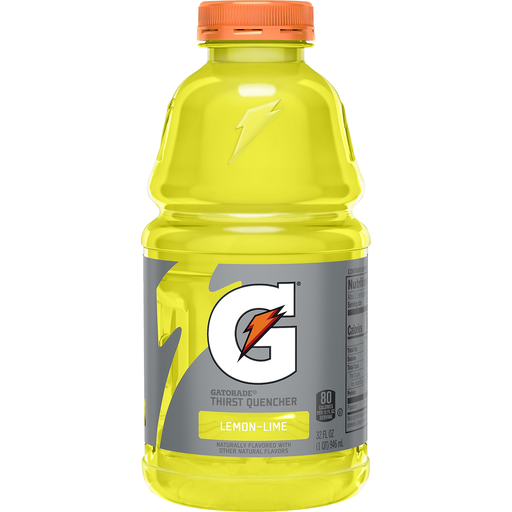 Gatorade Lemon Lime Sports Energy Priceless Foods