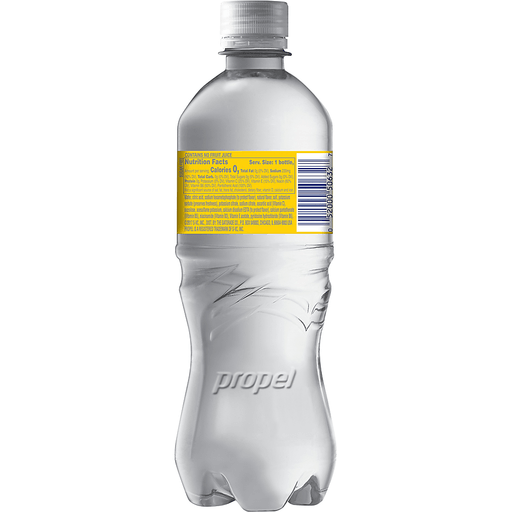 Propel Water Beverage, with Electrolytes & Vitamins, Lemon, 6 Pack