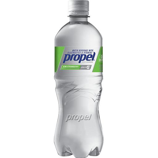Propel Water Beverage with Electrolytes & Vitamins Kiwi Strawberry - 6 CT