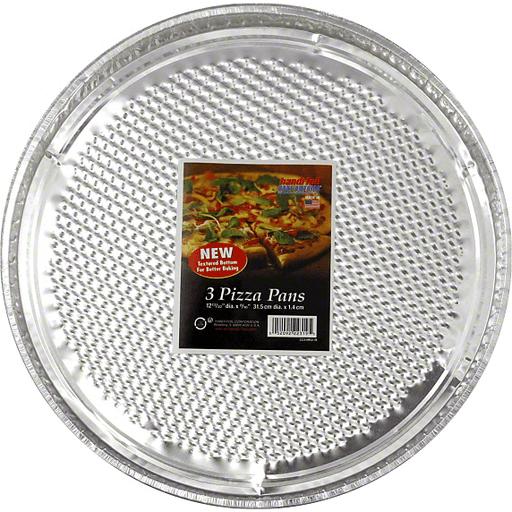 Handi Foil Eco-Foil Pizza Pans