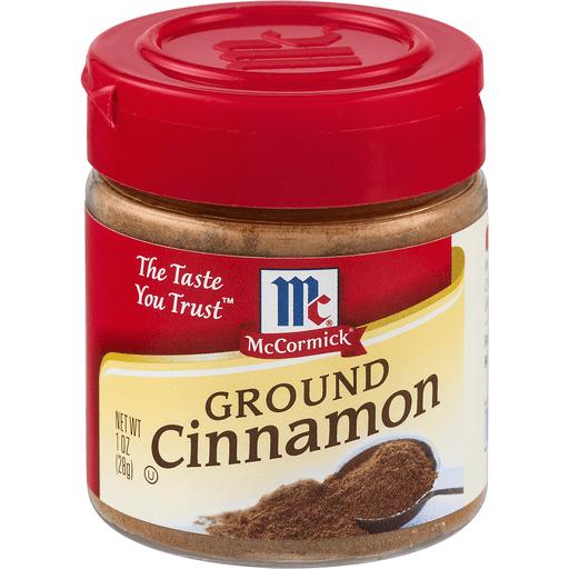 McCormick Cinnamon, Ground