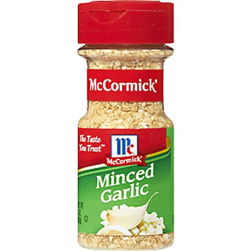 McCormick Garlic, Minced
