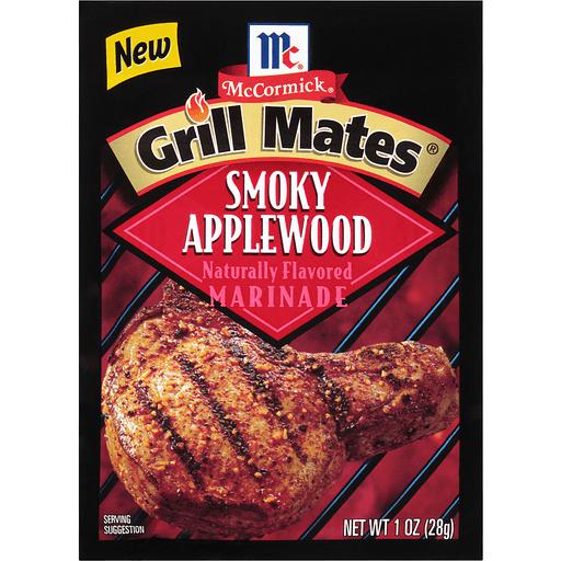 McCormick Grill Mates Marinade, Smoky Applewood