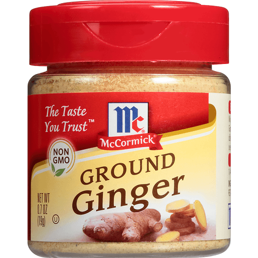 McCormick Ginger, Ground