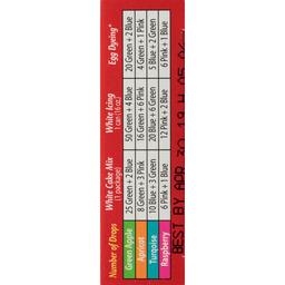 McCormick Neon Assorted Food Color & Egg Dye, 1 fl oz