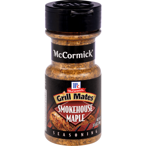 McCormick Grill Mates Seasoning, Smokehouse Maple