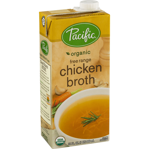 Organic Broth; Chicken