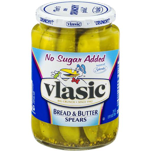 Vlasic Bread & Butter Spears
