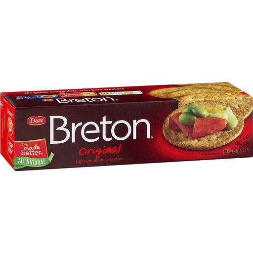 Breton Breton Crackers, Original