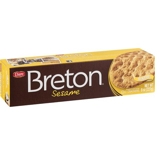 Breton Breton Crackers, Sesame