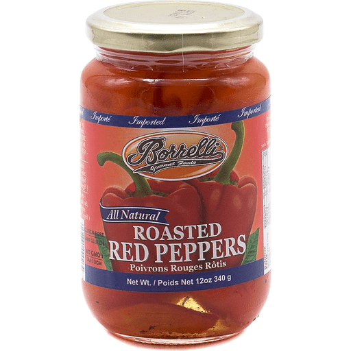 Borrellis Peppers Red Swt