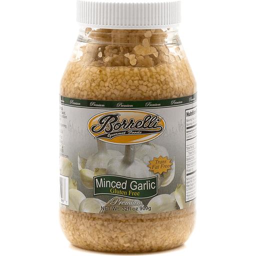 Borrelli Garlic Minced