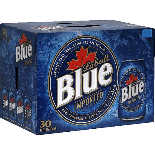 Labatt Blue Beer, Canadian Pilsener