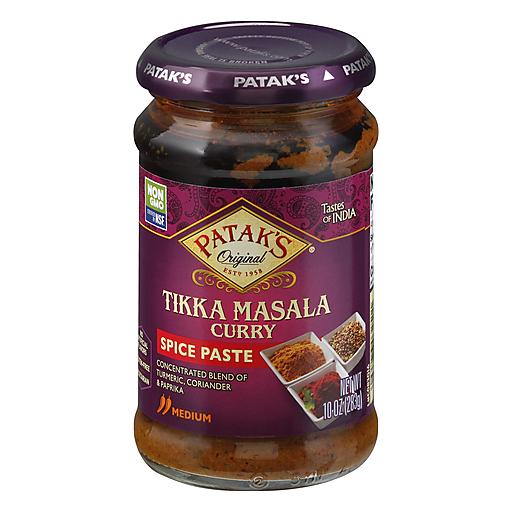 Pataks Tikka Masala Paste Curry