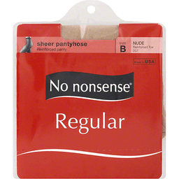 14788d328 No Nonsense Pantyhose