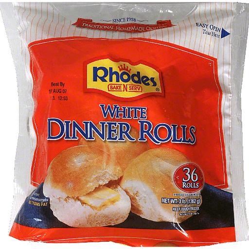 Rhodes Dinner Rolls Chief Markets
