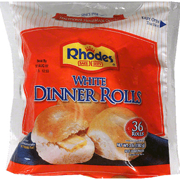 Rhodes Dinner Rolls Chief Markets