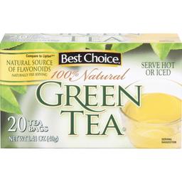 Best Choice Green Tea Bags
