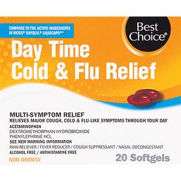 Cough Cold Flu Treatment | Garnett 41st and Garnett