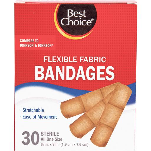 Cottage craft flex-wrap bandage blanc